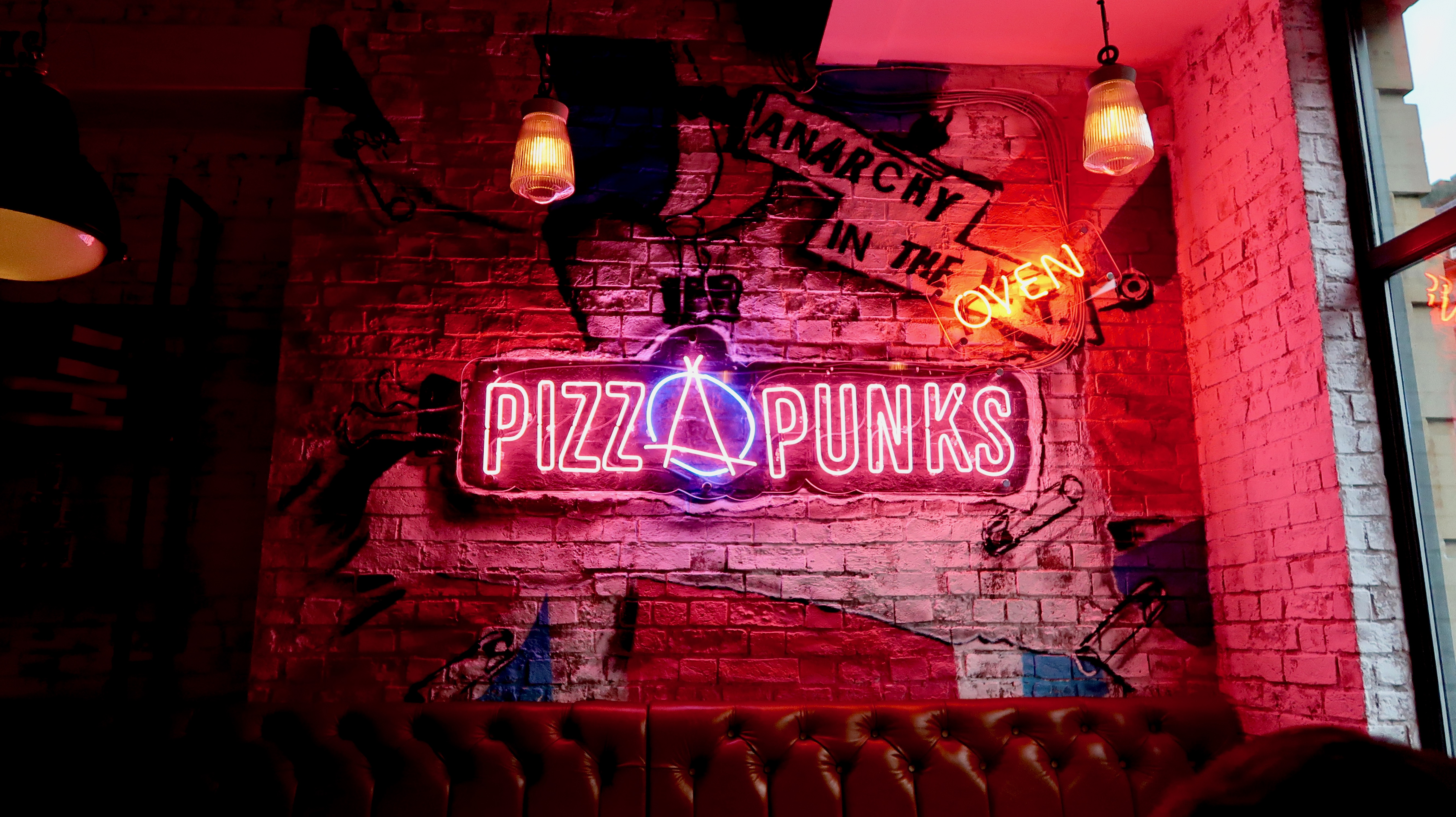 Pizza Punks arrives in Party Central for first England Location 1