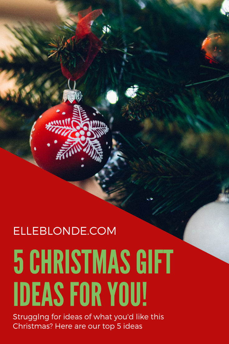 5 Items that Should Be on Your Christmas Wishlist 2