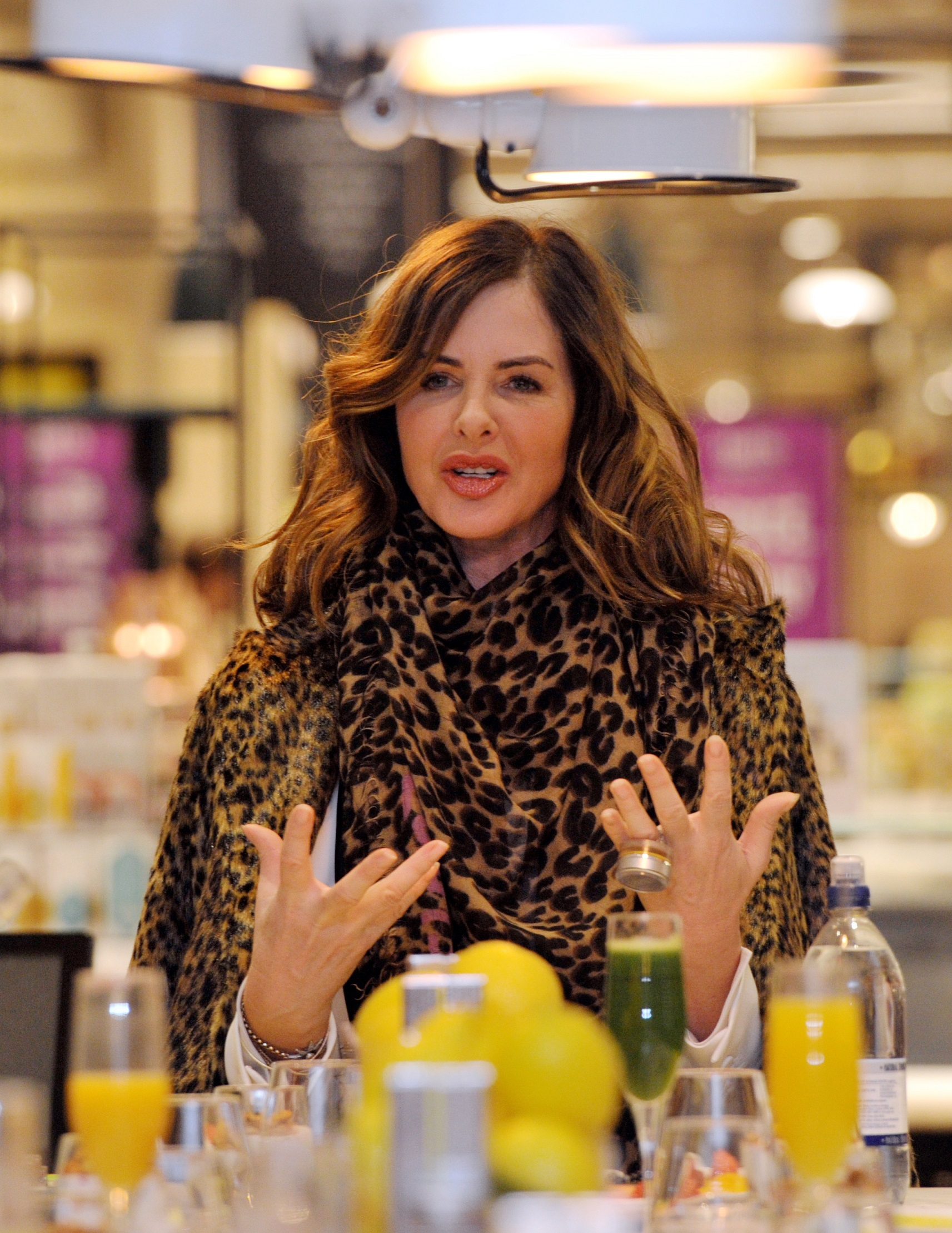Trinny London launches in Fenwick Newcastle 1
