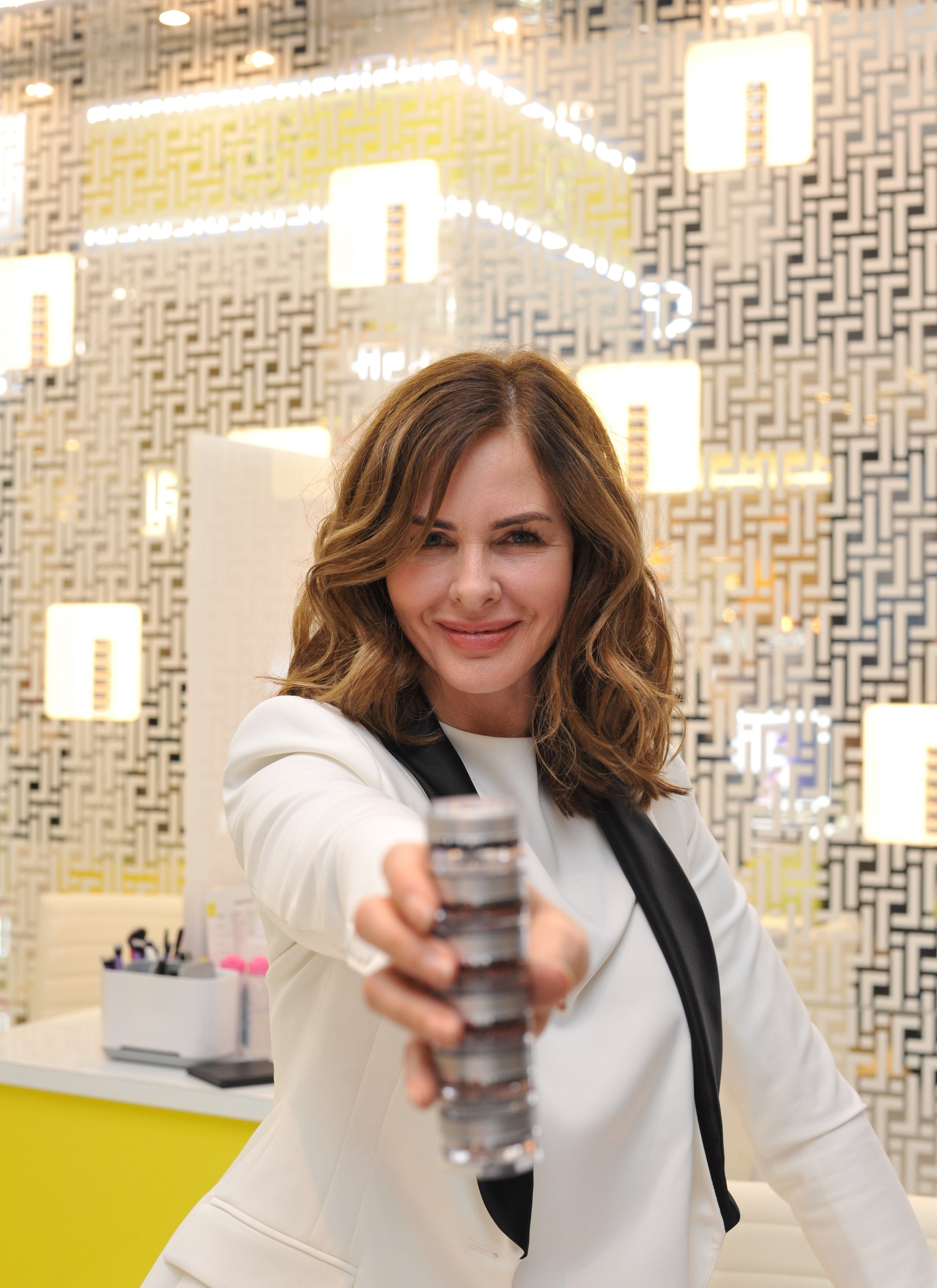 Trinny London launches in Fenwick Newcastle 4