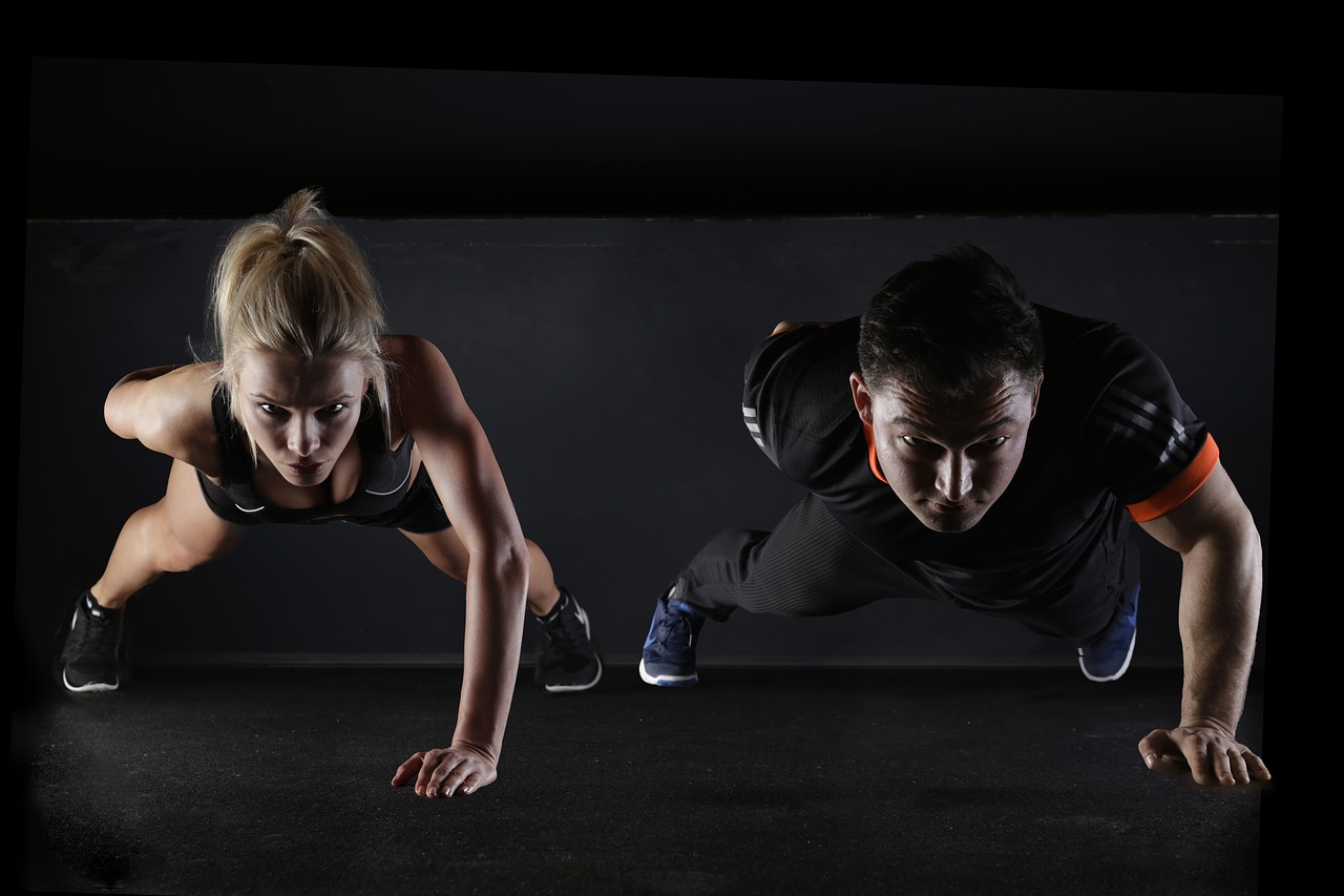 Could You Be A Personal Trainer? 1
