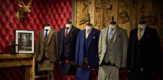 Master Debonair Menswear Clothing and Accessory Brand   North-East business opens second store in London's Spittalfields   Elle Blonde Luxury Lifestyle Destination Blog