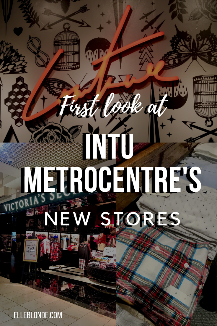 intu Metrocentre - new stores this Winter 9