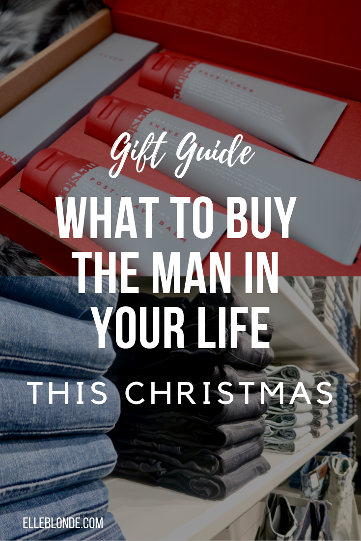 Gifts for men this Christmas 1
