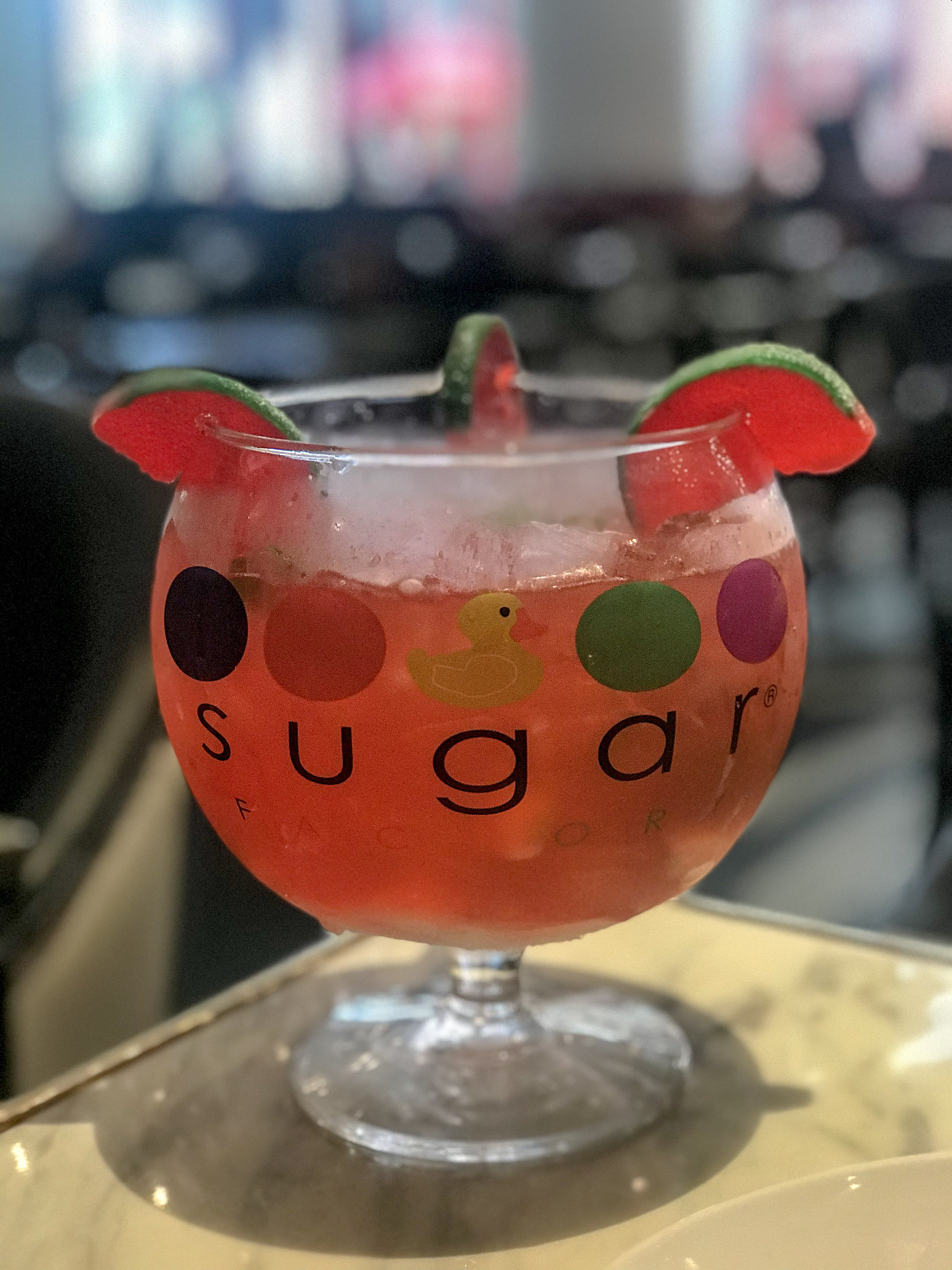 The Sugar Factory, Las Vegas. 3