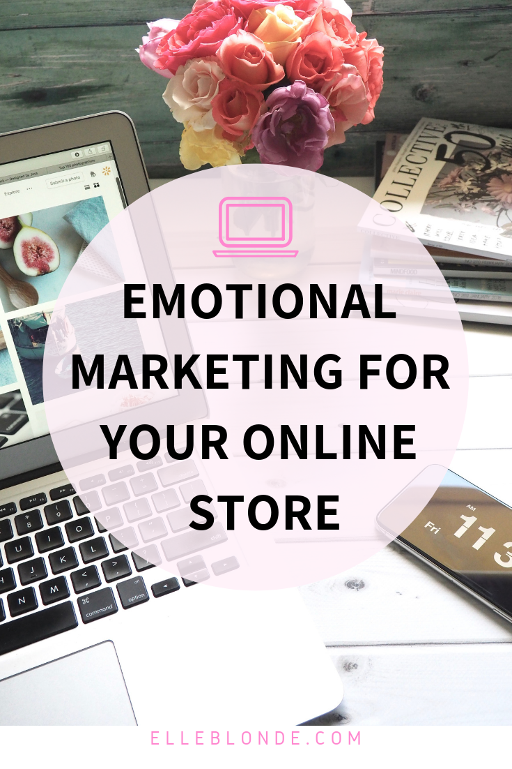 Emotional marketing can help increase ecommerce sales, find out the tips to growing your revenue | Business advice | Elle Blonde Luxury Lifestyle Destination Blog