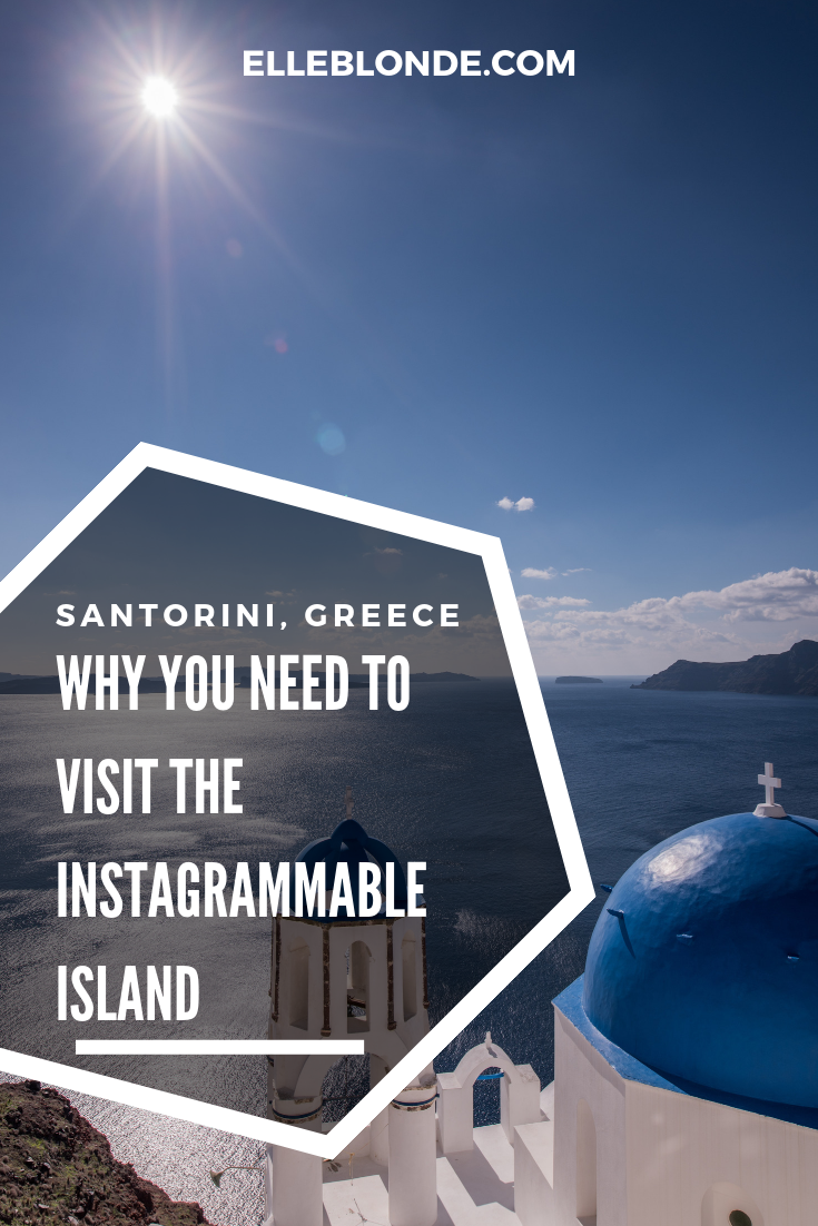 Guest Post: Why Santorini is (and always will be) in the top 10 holiday destinations 6