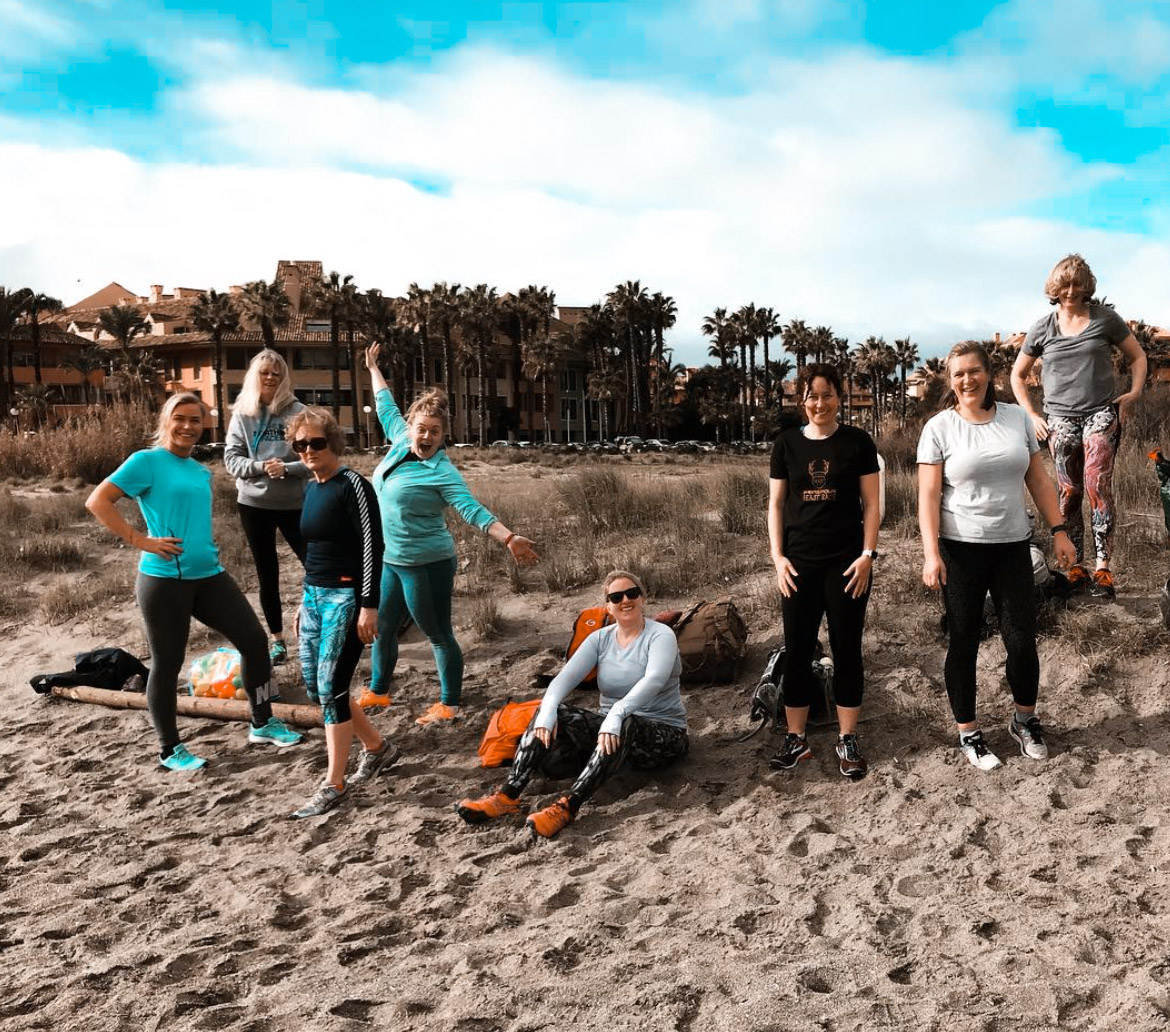 Beaches in Spain | How much weight can you lose on a week boot camp? | We headed to Who Dares Slims in Andalucia, Spain to see how much weight we could lose in just one week with extreme military led fitness and a controlled diet | Fitness Blog | Elle Blonde Luxury Lifestyle Destination Blog