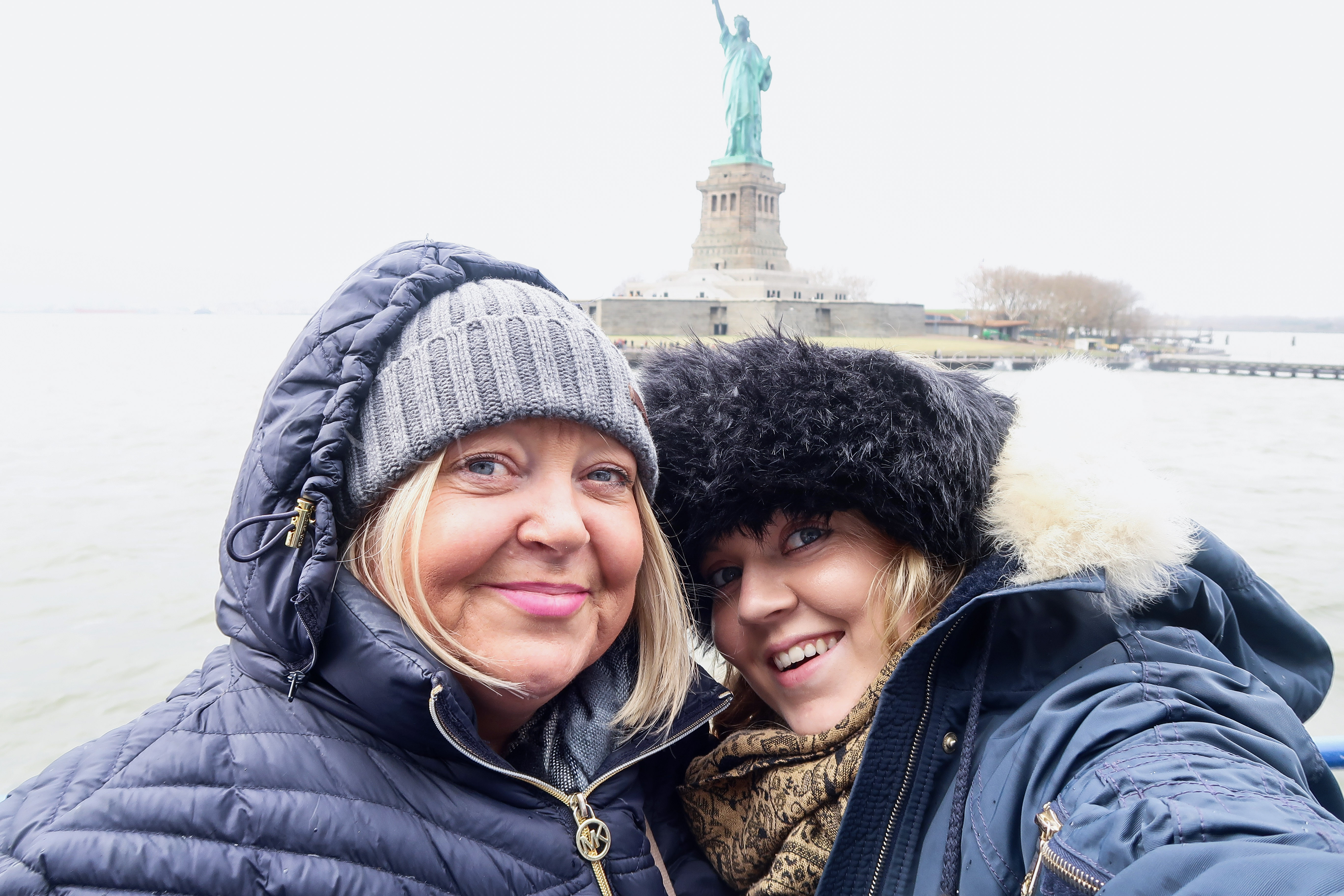 Statue of Liberty   5 top tips for planning a visit to New York City   Things you should know before you visit the big apple   Travel Guide   Elle Blonde Luxury Lifestyle Destination Blog