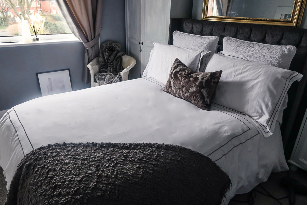 How to create a luxury bedroom with bed linen 3