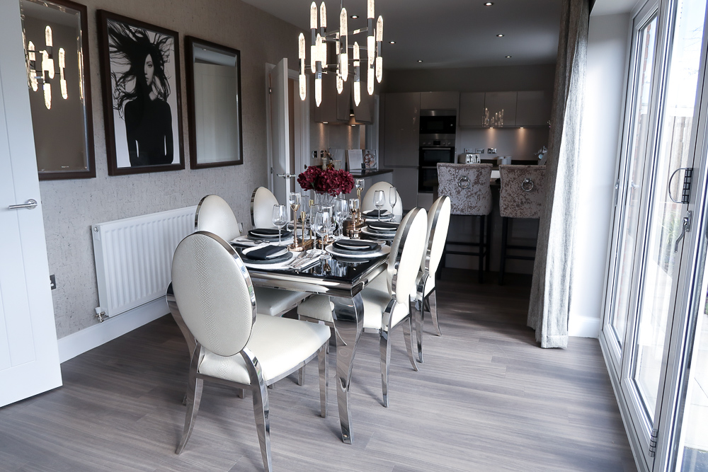 How to style a new home, from new builds to renovations we've got some great tips for home interior modern styling | The Jura Showhome from Miller Homes The Paddocks development in Longframlington | Elle Blonde Luxury Lifestyle Destination Blog