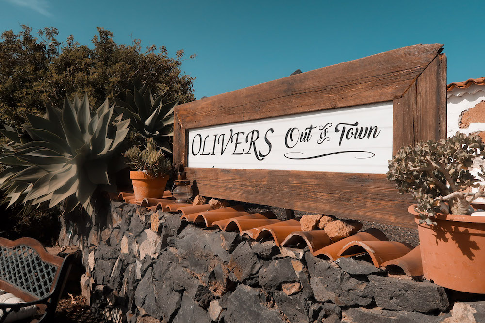 Oliver's Out of Town Tenerife Certainly Has You Asking for More, Please. 1