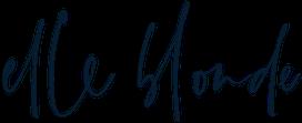 Elle Blonde Logo