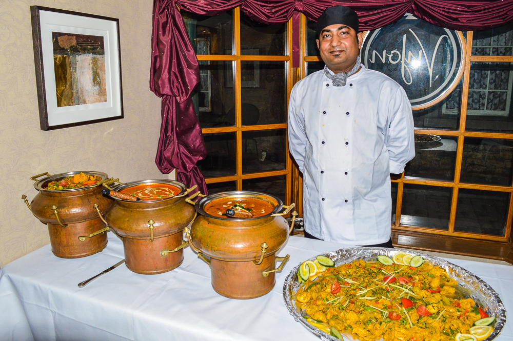 Curry Chef   Where to eat in Newcastle?   Finding somewhere to eat in Newcastle City Centre isn't difficult but where's good for decent food   We discovered Vujon Indian Restaurant   Food Review   Elle Blonde Luxury Lifestyle Destination Blog