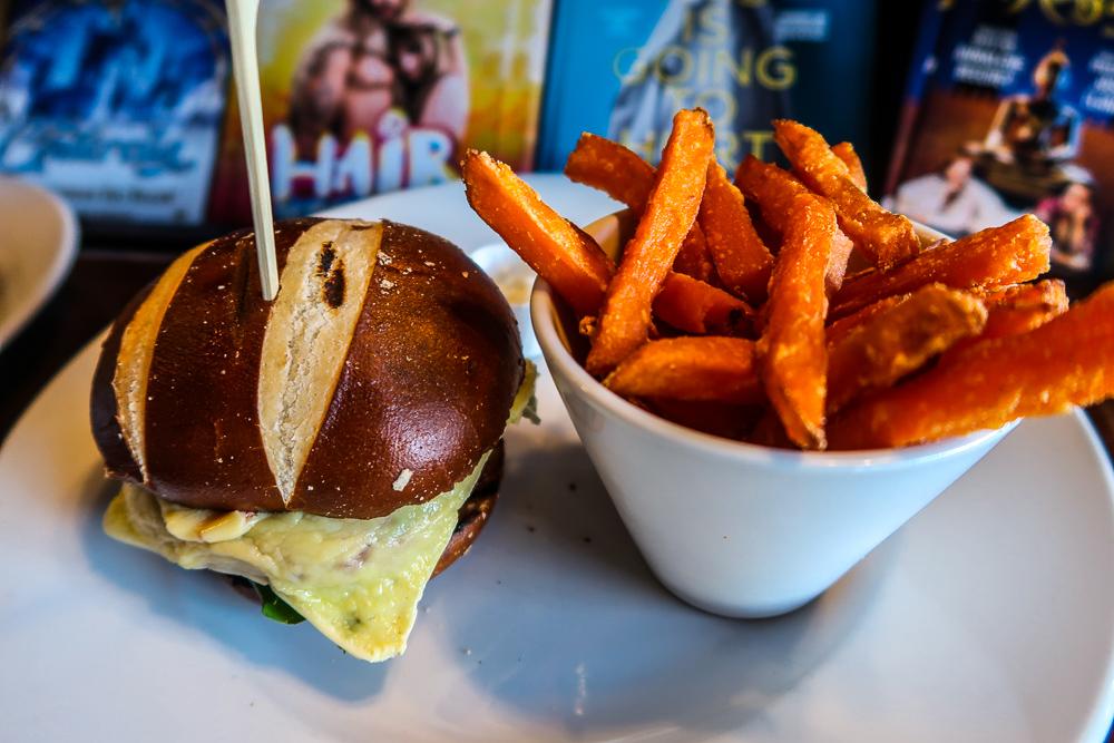 Vegetarian, Vegan and Gluten-Free dining at The Engine Room, Sunderland 4