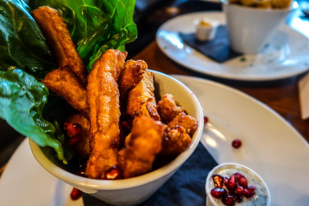 Vegetarian, Vegan and Gluten-Free dining at The Engine Room, Sunderland 1