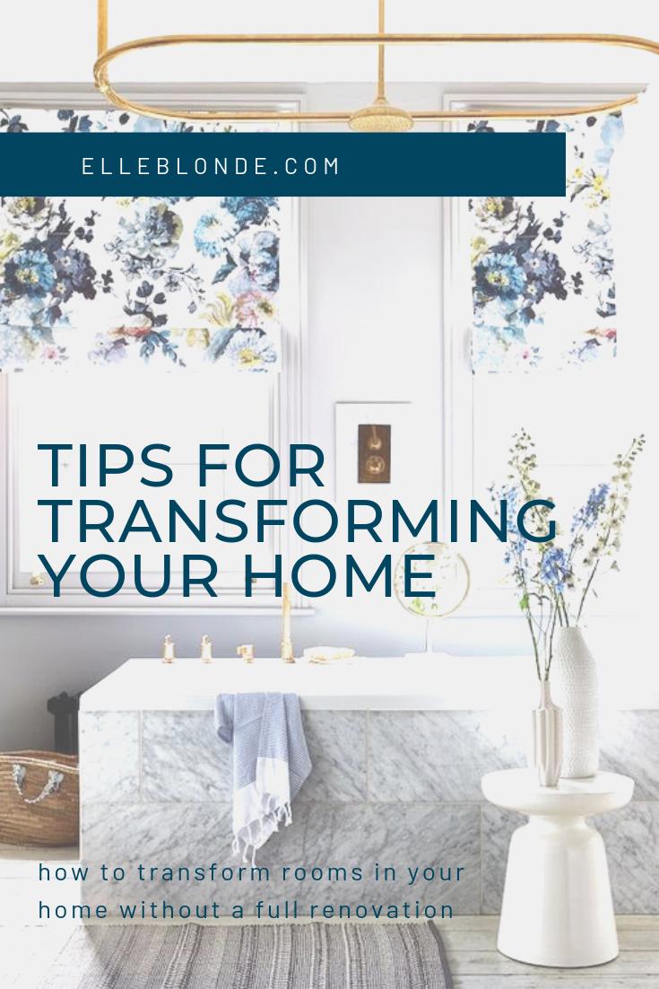 3 DIY tips to transform any room 4
