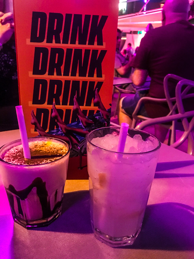 Ibiza Rocks Diner & Late Bar   Where's good to eat in San Antonio Ibiza, restaurant and food guide   Travel Tips   Elle Blonde Luxury Lifestyle Destination Blog