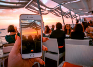 Savannah Sunset   Where's good to eat in San Antonio Ibiza, restaurant and food guide   Travel Tips   Elle Blonde Luxury Lifestyle Destination Blog