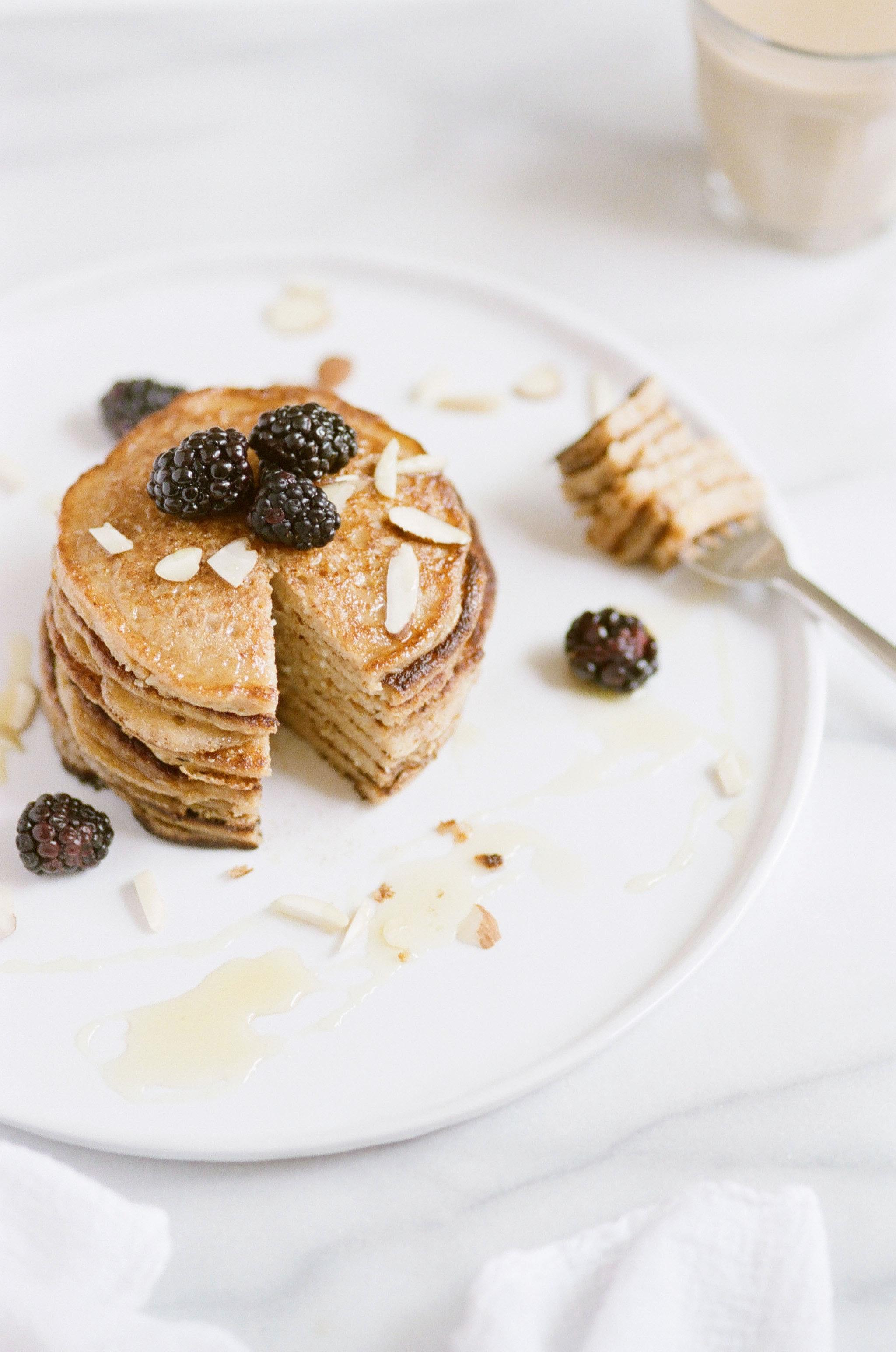 Baking | Pancakes | Food & Drink | Elle Blonde Luxury Lifestyle Destination Blog