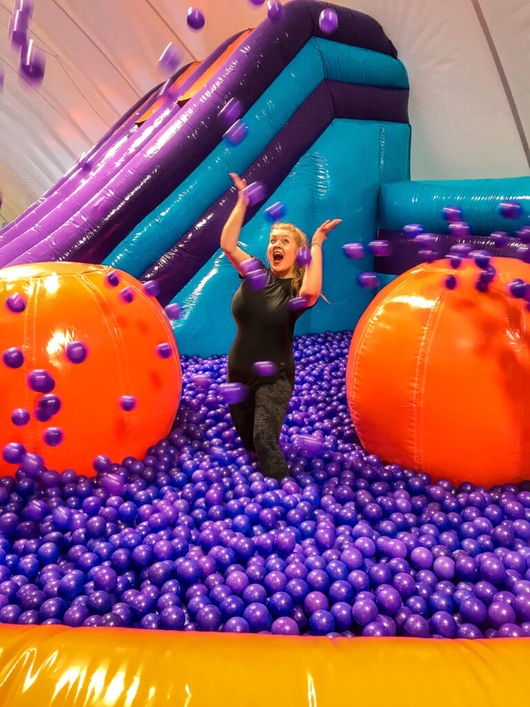 Inflata Nation: Why you need to take kids from 2-99 1