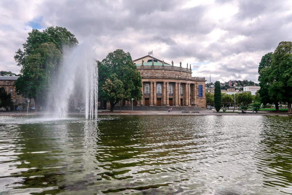 What are the best things to do the first time you visit Stuttgart? 5