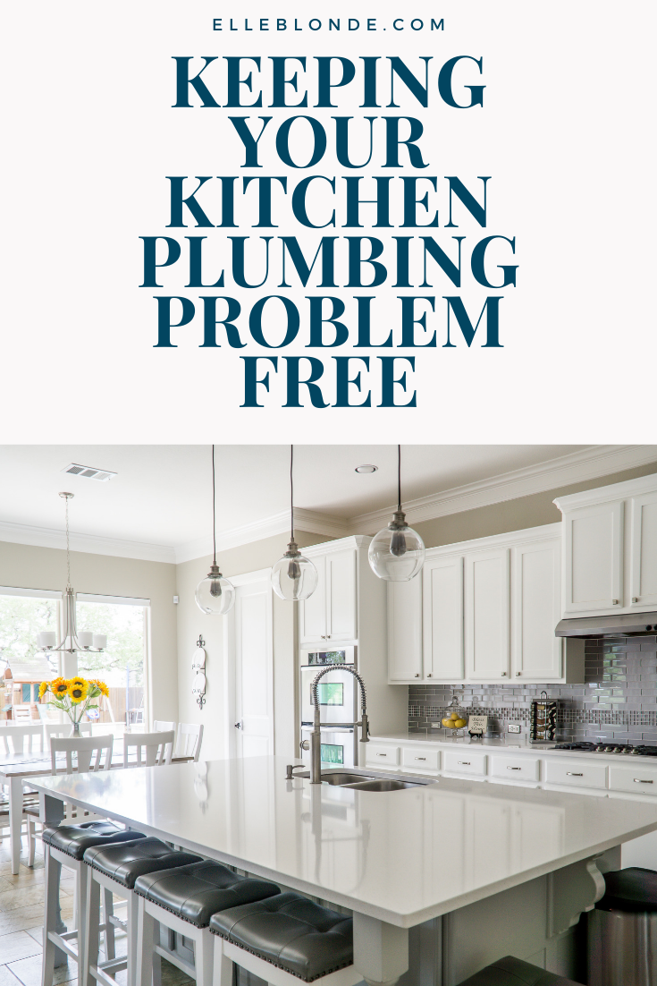 Keep Your Kitchen Plumbing Problem-Free With These 5 Simple Tips 1