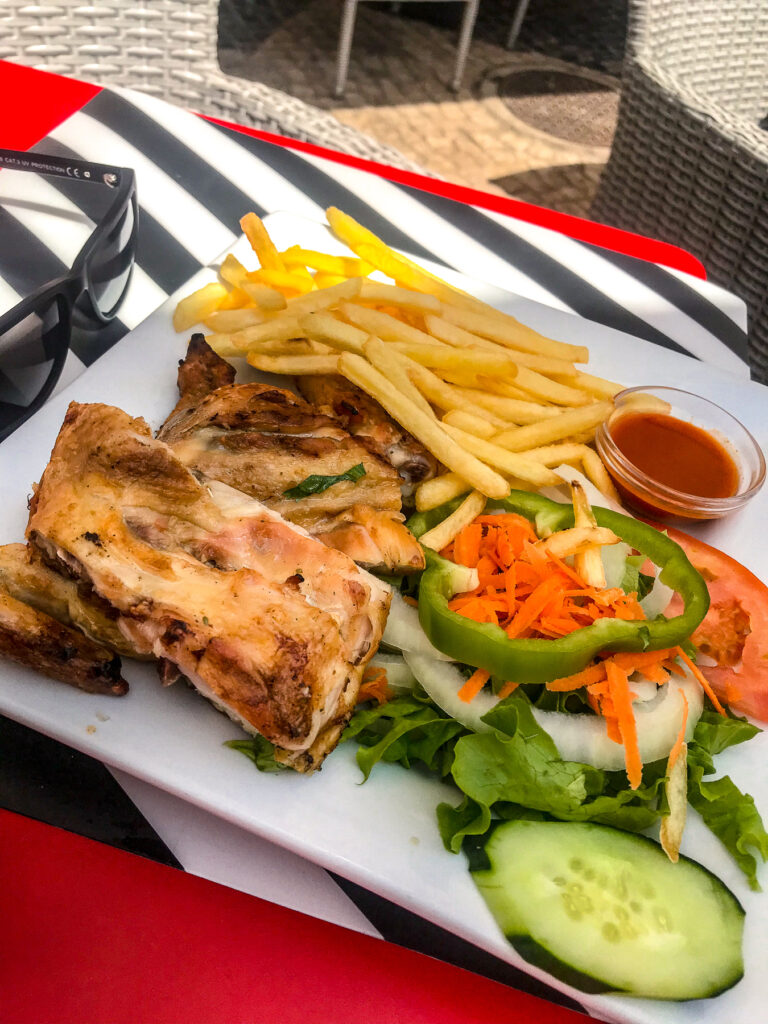 Where the best restaurants are in Albufeira Old Town 12