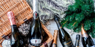 Skinny Booze Low Calorie Alcohol Prosecco | Wondering what to buy your favourite people for Christmas? Our Boozy Christmas Gift Guide has the answers | Presents for family | Elle Blonde Luxury Lifestyle Destination Blog