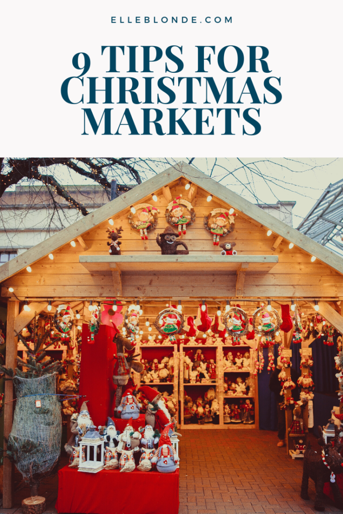 9 Tips On How To Enjoy Christmas Markets And Save Money 1