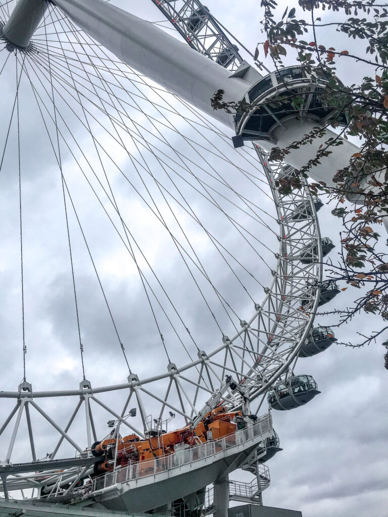 London Eye Tourist Attraction near Waterloo | Things to do in London | Travel Guide | Elle Blonde Luxury Lifestyle Destination