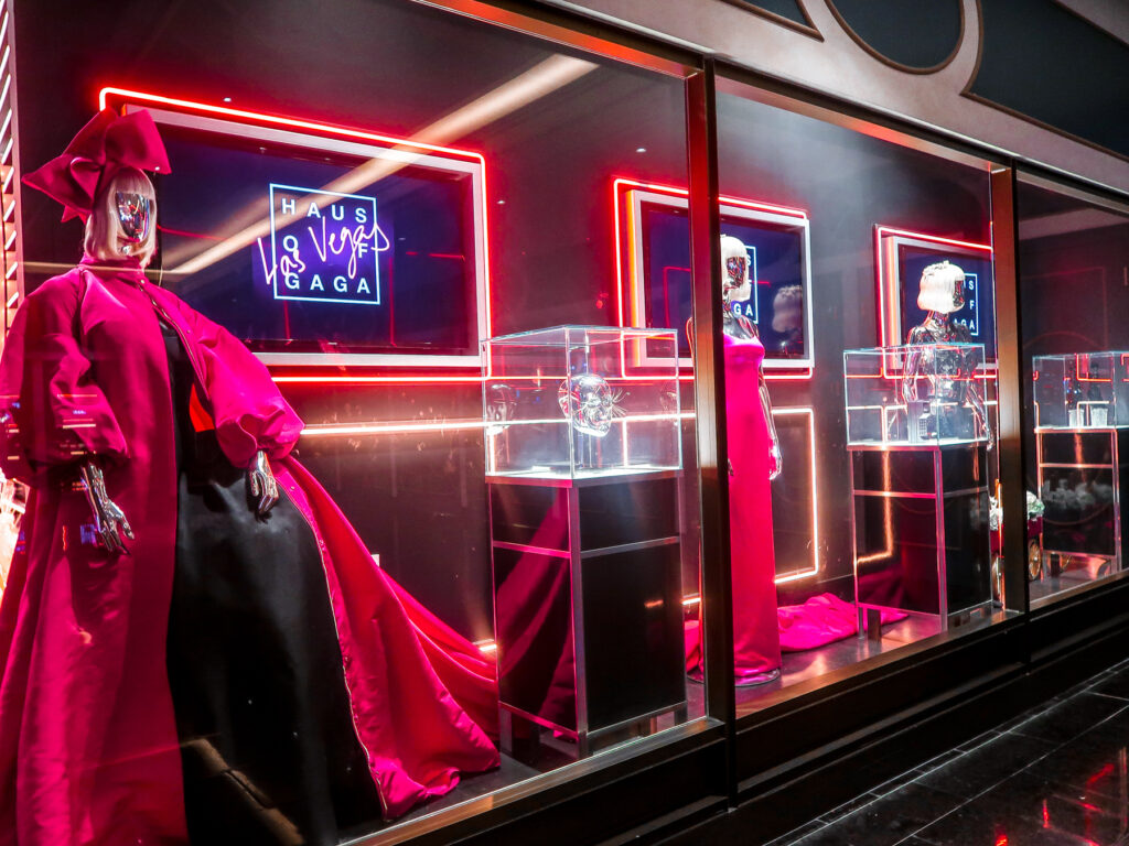 Haus of Gaga at Park MGM | 7 Night Itinerary for Las Vegas | If you're looking to plan things to do in Vegas here's what we got up to on our 6th visit | Travel Tips | Elle Blonde Luxury Lifestyle Destination Blog