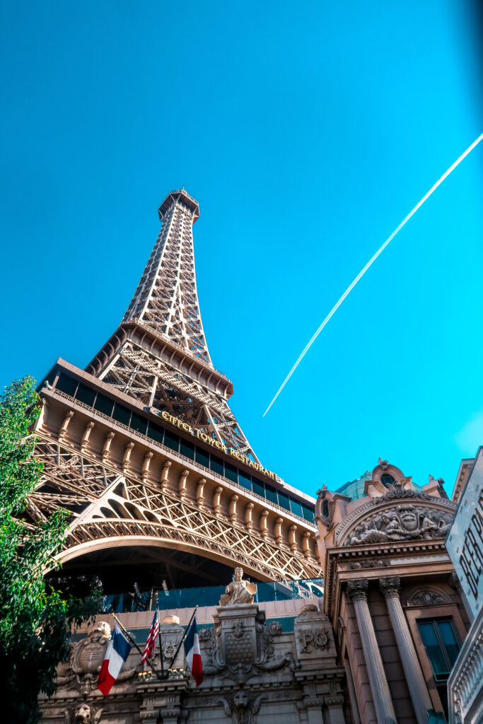 Paris | 7 Night Itinerary for Las Vegas | If you're looking to plan things to do in Vegas here's what we got up to on our 6th visit | Travel Tips | Elle Blonde Luxury Lifestyle Destination Blog