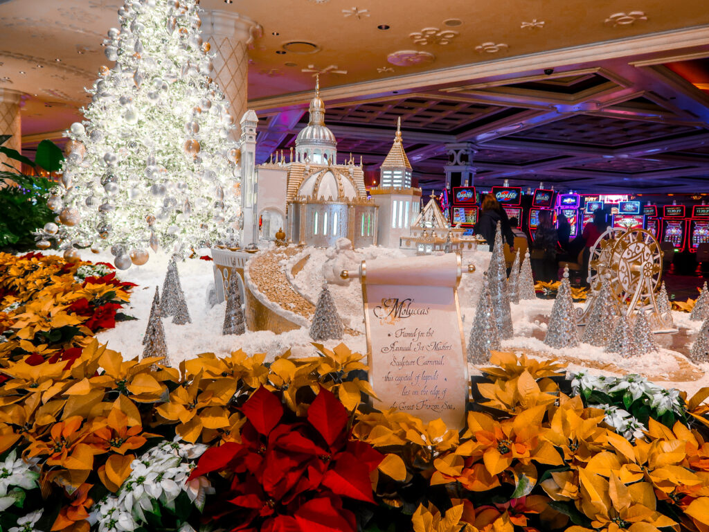 Wynn Reception | 7 Night Itinerary for Las Vegas | If you're looking to plan things to do in Vegas here's what we got up to on our 6th visit | Travel Tips | Elle Blonde Luxury Lifestyle Destination Blog