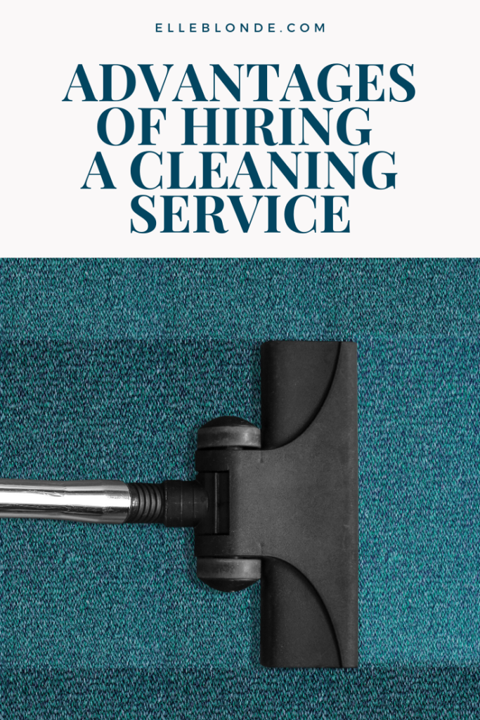 What are the advantages of hiring a cleaning service to avoid Mrs Hinch'ing your home | Home Interiors | Elle Blonde Luxury Lifestyle Destination Blog