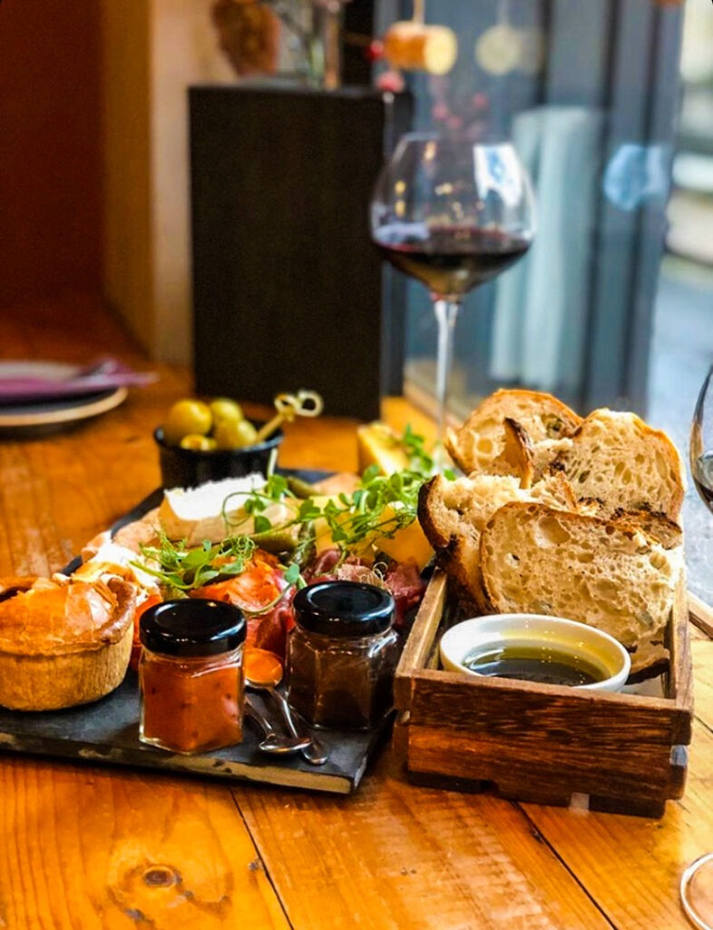 Pairings Wine Bar | Visit York | How to spend 24 hours in York | Staycation Travel Guide | Elle Blonde Luxury Lifestyle Destination Blog