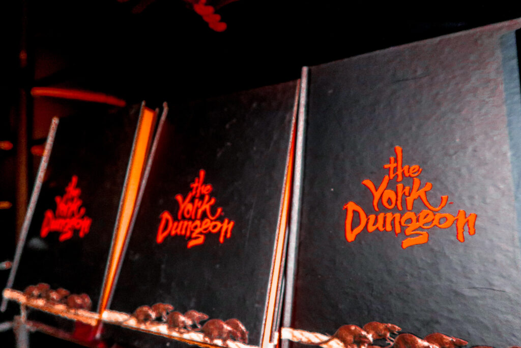 The York Dungeon | Visit York | How to spend 24 hours in York | Staycation Travel Guide | Elle Blonde Luxury Lifestyle Destination Blog