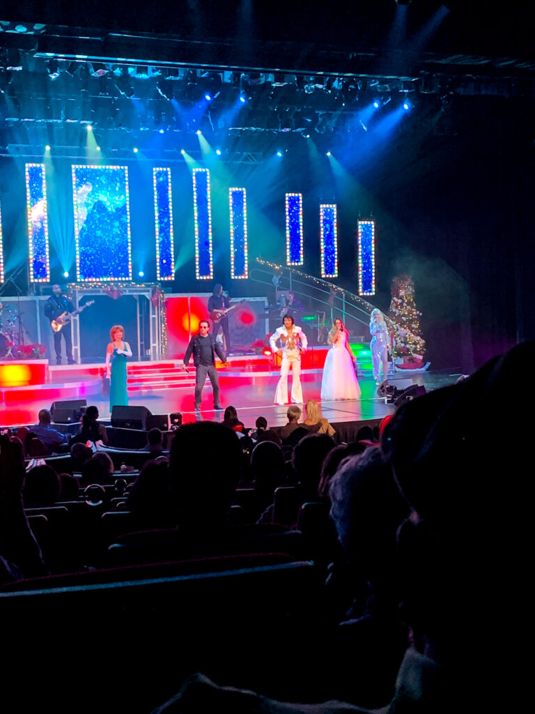 Legend in Concert Las Vegas at Tropicana Casino | Shows in Las Vegas | Travel Tips | Elle Blonde Luxury Lifestyle Destination Blog