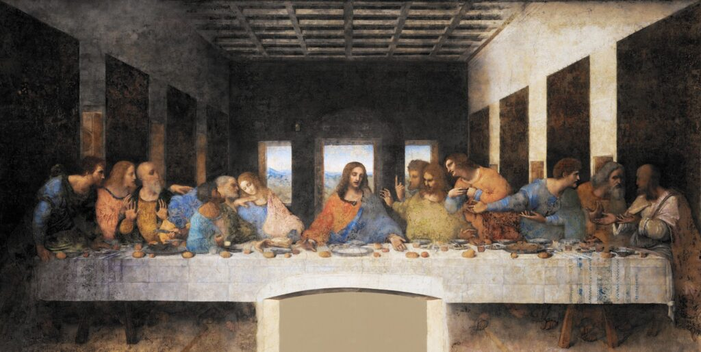 Da Vinci's Last Supper | 8 things you must see and do in Milan. Italy | Travel Guide | Elle Blonde Luxury Lifestyle Destination Blog