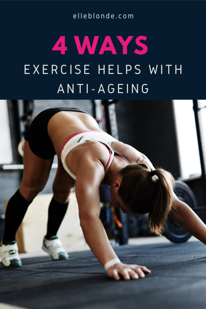 Benefits of exercise for anti ageing | Fitness tips | Elle Blonde Luxury Lifestyle Destination Blog