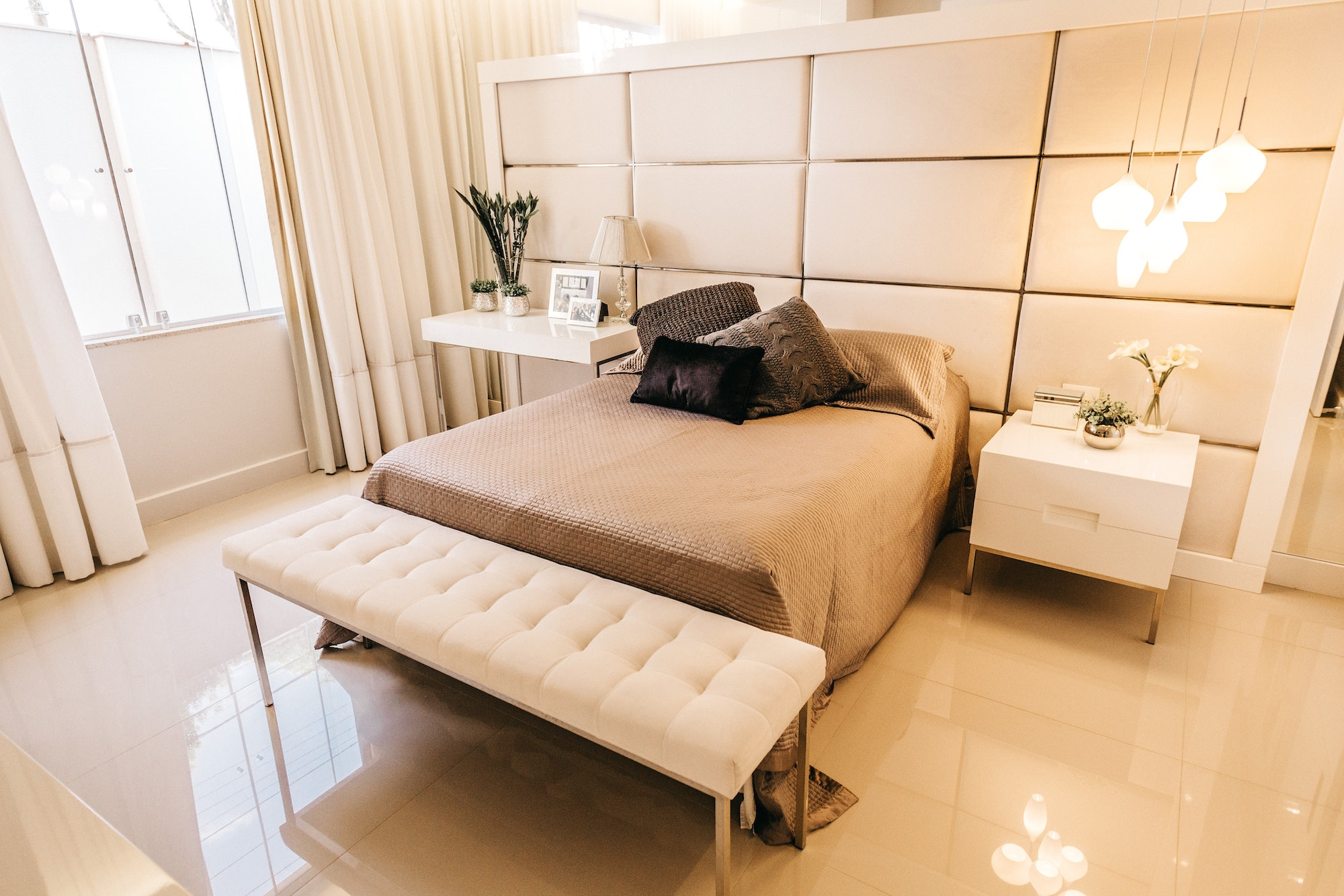 Sleep   How to create a luxurious bedroom in your home   Home Interior   Elle Blonde Luxury Lifestyle Destination Blog