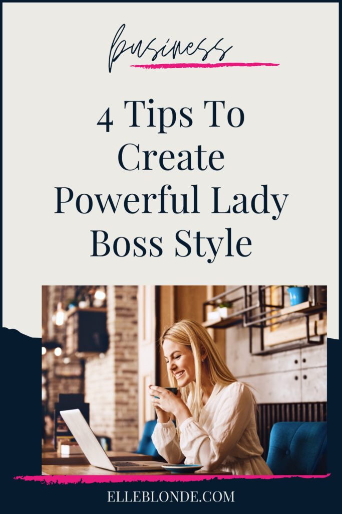Powerful Style Business Dress | Business Fashion | Elle Blonde Luxury Lifestyle Destination Blog