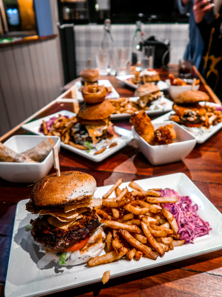 2 Church Lane Burgers | Sunderland Restaurant Week | Where to eat in Sunderland | Elle Blonde Luxury Lifestyle Destination Blog