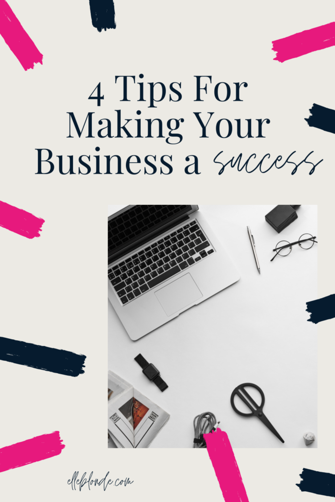 A guide to setting up a business for start ups and first time entrepreneurs | Business Tips | Elle Blonde Luxury Lifestyle Destination Blog