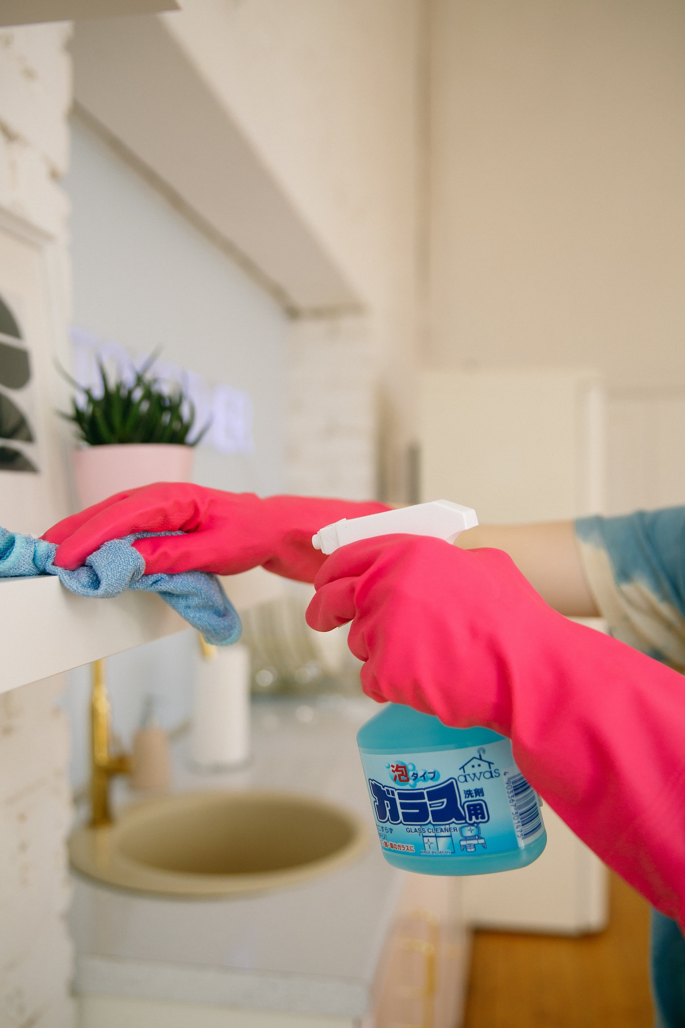 Home Cleaning Tips For A Cleaner Home | Home Interior | Elle Blonde Luxury Lifestyle Destination Blog