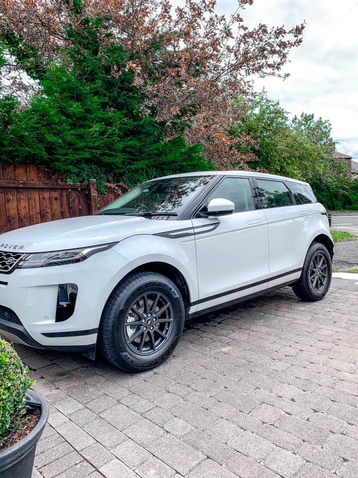 Keeping Your Car Healthy   Range Rover Evoque 2020   Elle Blonde Luxury Lifestyle Destination Blog
