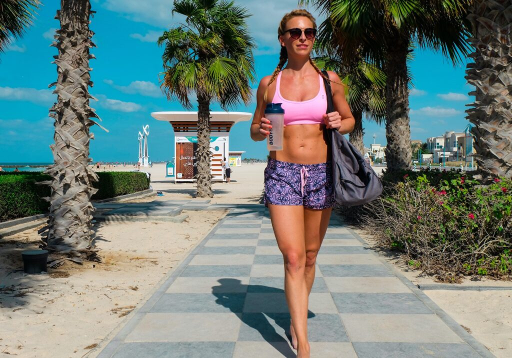 How to improve your training results in 6 easy steps | Weight loss and fitness | Elle Blonde Luxury Lifestyle Destination Blog