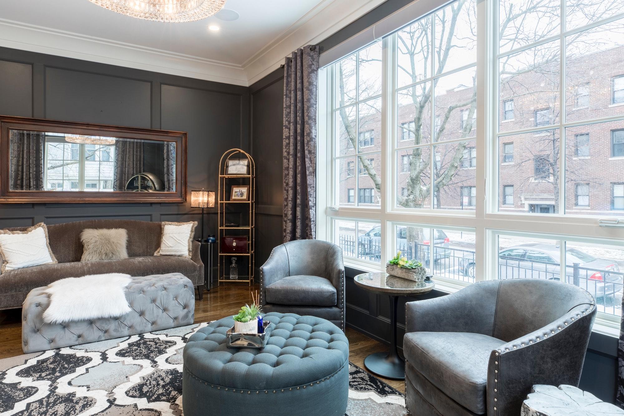 Laying an engineered wood flooring | Home Interiors | Elle Blonde Luxury Lifestyle Destination Blog