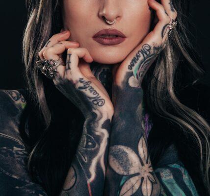 Getting a piercing at a tattoo studio in Phuket | Body piercing | Elle Blonde Luxury Lifestyle Destination Blog