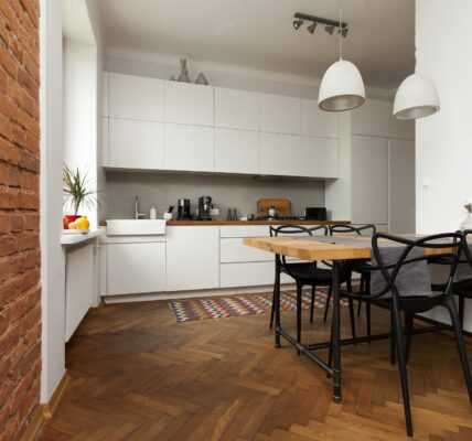 How to choose the best parquet flooring for your home | Home Interiors | Elle Blonde Luxury Lifestyle Destination Blog
